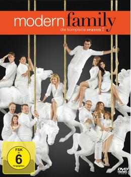 Modern Family - Die komplette Season 7 [4 DVDs]