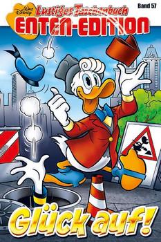 Lustiges Taschenbuch Enten-Edition 57. Glück auf - Disney  [Taschenbuch]
