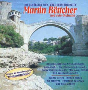 Martin Böttcher - Die Schönsten Film-Und Fernsehmelodien