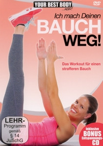 Your Best Body - Bauch weg! [+ Audio-CD]