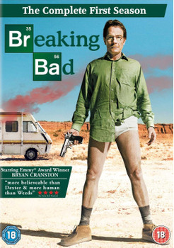 Breaking Bad: The Complete First Season [3 DVDs, UK Import]