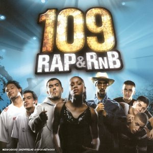 Various [French Rap & R&B] - 109 Rap & R N B