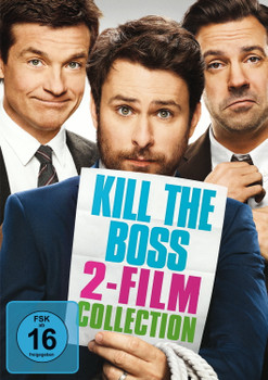 Kill the Boss 2-Film Collection [2 Discs]