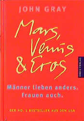 Mars, Venus & Eros - John Gray