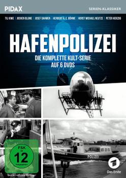 Hafenpolizei - Die komplette Serie [6 DVDs]