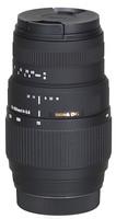 Sigma 70-300 mm F4.0-5.6 DG Macro 58 mm Objectif (adapté à Sony A-mount) noir