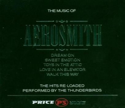 Various - The Music of Aerosmith