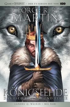 George R.R. Martins Game of Thrones - Exklusive Sammler-Ausgabe. Bd. 1: Königsfehde - George R.R. Martin  [Gebundene Ausgabe]