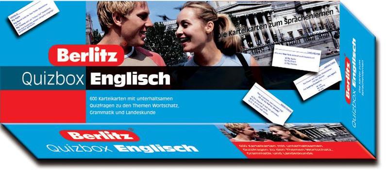 Berlitz Quizbox Englisch