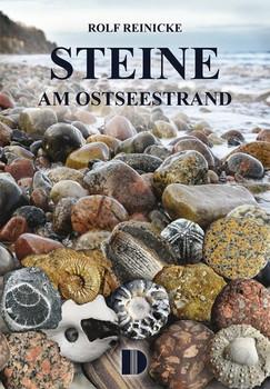 Steine am Ostseestrand - Rolf Reinicke  [Taschenbuch]