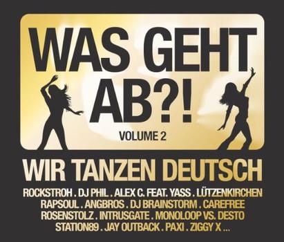 Various - Was Geht Ab?! (Wir Tanzen Deutsch) Vol.2