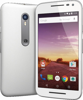 Motorola Moto G 16 Go [3ème génération] blanc