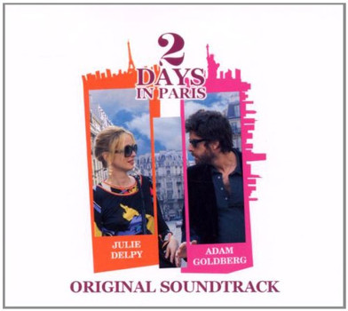 2 Days in Paris [UK-Import] [Soundtrack]