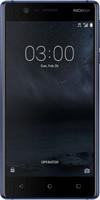 Nokia3 Doble SIM 16GB azul