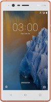 Nokia3 Doble SIM 16GB marrón
