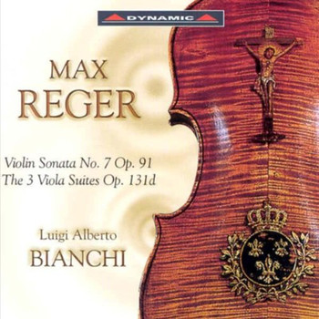 Luigi Alberto Bianchi - Violinsonaten/Violasuiten