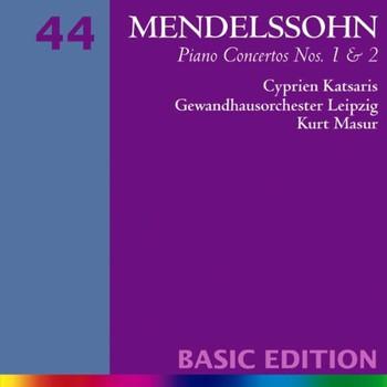 Katsaris - Klavierkonzerte 1 & 2