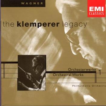 Klemperer - The Klemperer Legacy (Wagner: Ouvertüren und Vorspiele Vol. 1)