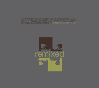 Various - Remixed By Stereo Mcs