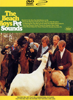 the Beach Boys - Pet Sounds [DVD-AUDIO]