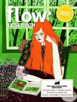 Flow Lesebuch 2016 [Broschiert]
