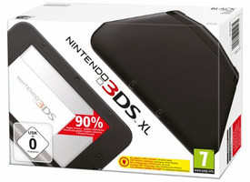 Nintendo 3DS XL nero