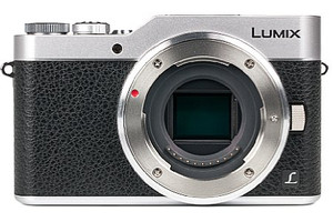 Panasonic Lumix DC-GX800 body argent