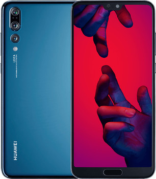 Huawei P20 Pro Dual SIM 128 Go midnight blue