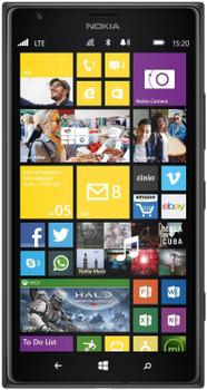 Nokia Lumia 1520 32GB zwart