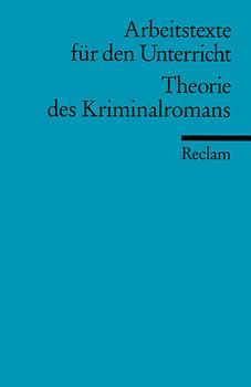 Theorie des Kriminalromans - Eckhard Finckh