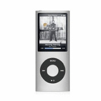 Apple iPod nano 4G 4GB argento