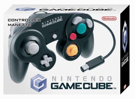 Nintendo Gamecube Controller Jet Black Gebraucht Kaufen
