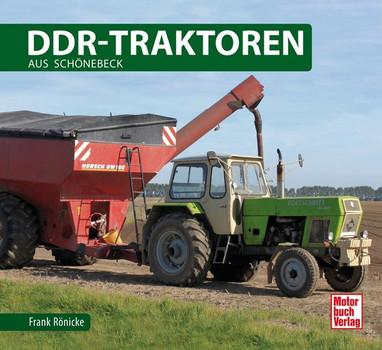 DDR Traktoren aus Schönebeck - Frank Rönicke  [Gebundene Ausgabe]
