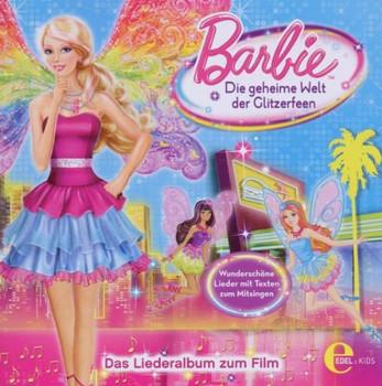 Barbie - Die Geheime Welt der Glitzerfeen,Liederalbum
