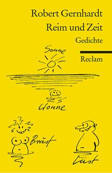 Reim und Zeit. Gedichte. - Robert Gernhardt