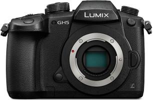 Panasonic Lumix DC-GH5EG Cuerpo negro