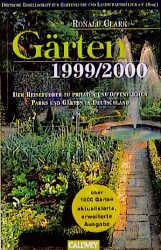 Gärten 1999/2000 - Ronald Clark