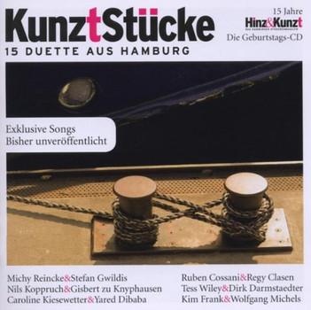 Various - Kunztstücke (15 Duette aus Hamburg zum 15. Geburtstag von Hinz&Kunzt)