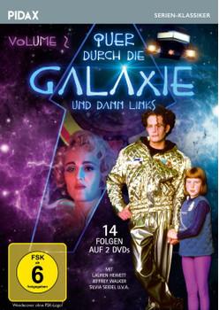 Quer durch die Galaxie und dann links, Volume 2 [2 DVDs]