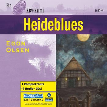Heideblues. 4 CDs - Egon Olsen