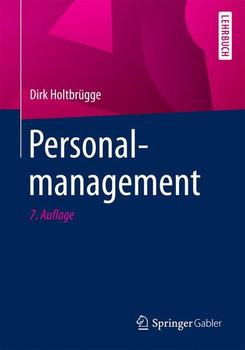 Personalmanagement - Dirk Holtbrügge  [Taschenbuch]