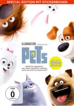 Pets [Special Edition mit Stickerbogen]