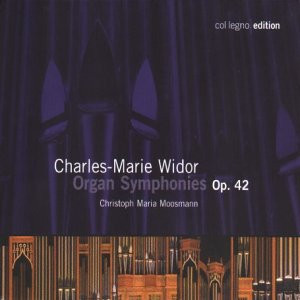 C.M. Moosmann - Organ Sinfonien Op.42