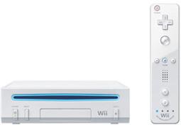 Nintendo Wii Plus wit [Controller  zonder game]
