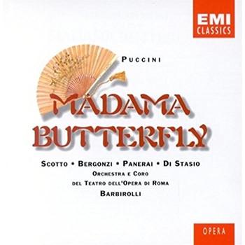 Scotto - Puccini: Madama Butterfly (Gesamtaufnahme(ital.))