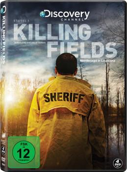 Killing Fields - Mörderjagd in Louisiana, Staffel 1