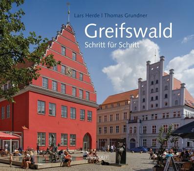 Greifswald Schritt für Schritt - Lars Herde  [Gebundene Ausgabe]