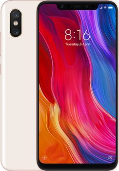 Xiaomi Mi 8 Dual SIM 128GB goud