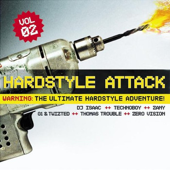 Various - Hardstyle Attack Vol.2
