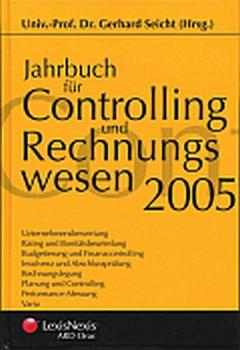 Jahrbuch für Controlling und Rechnungswesen [Gebundene Ausgabe]